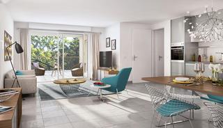 Toulon Appartement neuf 2 pièces 35 m²