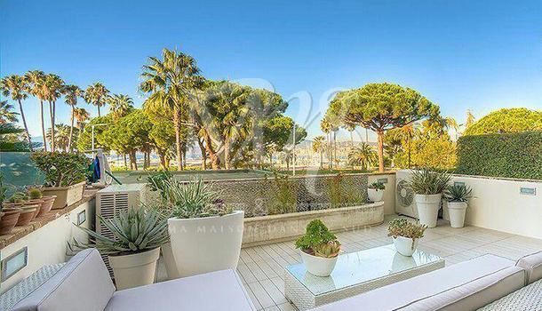 Cannes Appartement 5 pièces 130 m²
