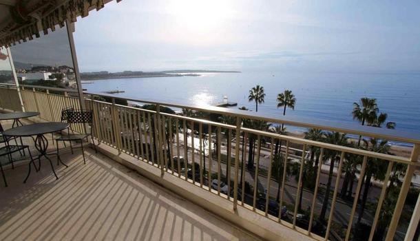 Cannes Appartement 3 pièces 90 m²