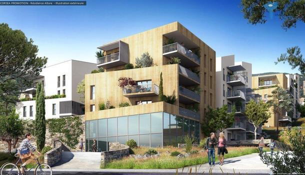 Ajaccio Appartement 32 m²