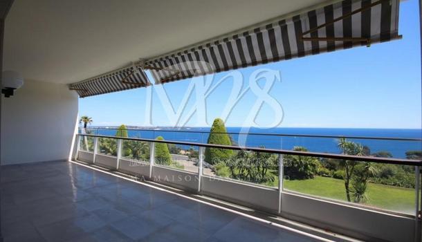 Cannes Appartement 4 pièces 110 m²
