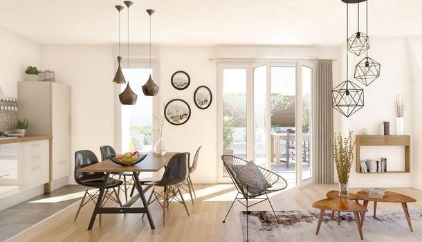 Appartement neuf 26 m²