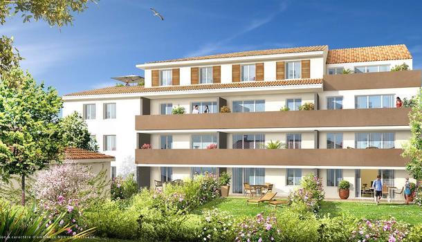Appartement neuf 2 pièces 47 m² Port-de-Bouc 13110