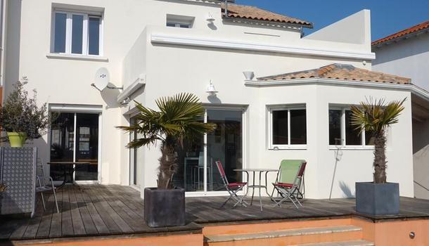 Rochelle (La) Maison de ville 5 pièces 160 m²