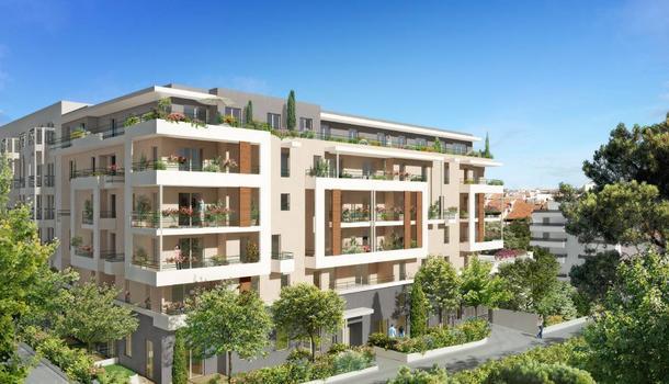 Appartement neuf 2 pièces 43 m²