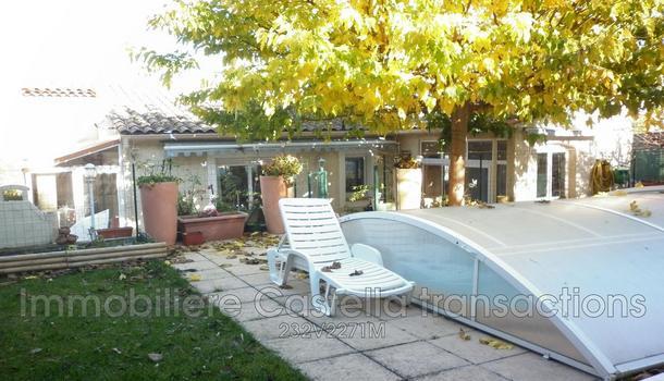 Marseille 13eme Villa 6 pièces 165 m²