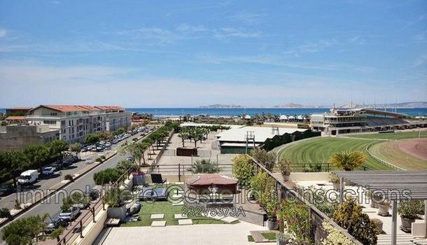 Marseille 8eme Appartement 4 pièces 120 m²