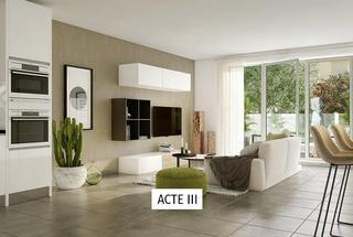 NOUVELLES SCÈNES,                                                                                       Appartement neuf                                                                                      Aix-en-Provence-