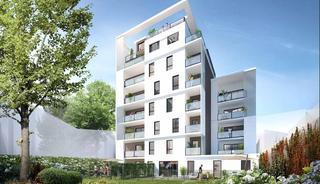 Lyon 8eme Appartement neuf 2 pièces 47 m²