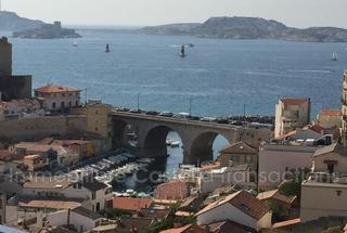 Appartement 3 pièces  à vendre Marseille 7eme 13007