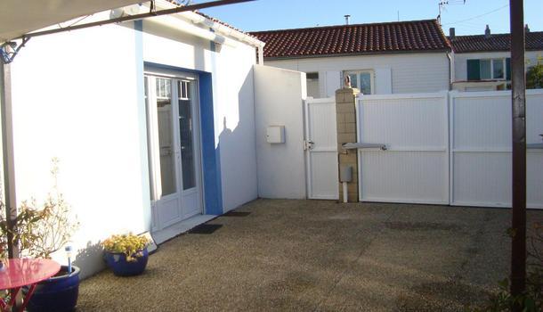 Nieul-sur-Mer Maison de village 2 pièces 40 m²