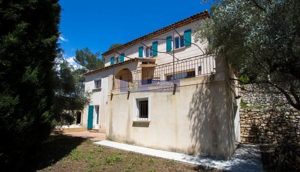 Solliès-Toucas Villa 6 pièces 155 m²