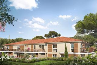 Toulon Appartement neuf 3 pièces 61 m²