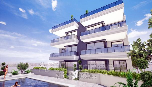 Roquebrune-Cap-Martin Appartement 2 pièces 49 m²
