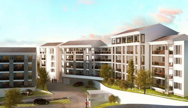 Appartement neuf 31 m²