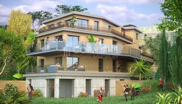 Èze Appartement 2 pièces 51 m²