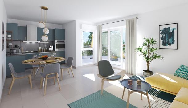 Toulon Appartement neuf 2 pièces 45 m²