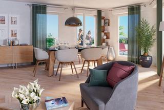 SEQUANA,                                                                                       Appartement neuf                                                                                      Bezons&nbsp-                                                                                      95870