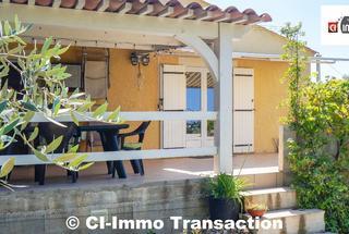 Villa / Maison 4 pièces  à vendre Sainte-Anastasie-sur-Issole 83136