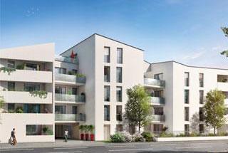 Toulouse Appartement neuf 2 pièces 35 m²