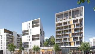Bordeaux Appartement neuf 3 pièces 61 m²