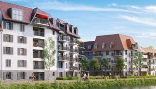 Appartement neuf 3 pièces 67 m² Wasquehal 59290