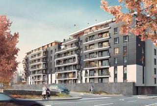 Thonon-les-Bains Appartement neuf 2 pièces 51 m²
