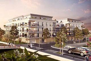 Chelles Appartement neuf 3 pièces 63 m²