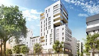 Rouen Appartement neuf 3 pièces 68 m²
