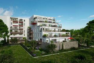 Perpignan Appartement neuf 2 pièces 40 m²