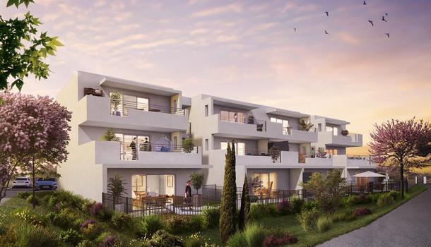 Appartement neuf 2 pièces 36 m² Perpignan 66100
