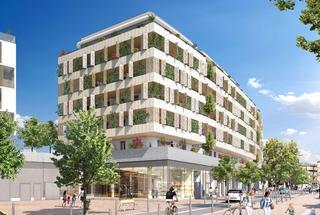 Montpellier Appartement neuf 3 pièces 63 m²