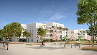 Villeurbanne Appartement neuf 3 pièces 62 m²