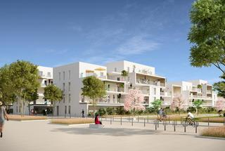 Villeurbanne Appartement neuf 2 pièces 42 m²