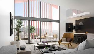 Marseille 12eme Appartement neuf 3 pièces 50 m²