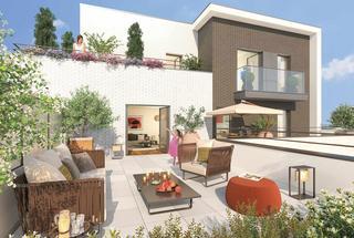 Rueil-Malmaison Appartement neuf 5 pièces 96 m²