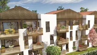 Saint-Jean-de-Védas Appartement neuf 2 pièces 38 m²