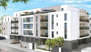 Perpignan Appartement neuf 2 pièces 43 m²
