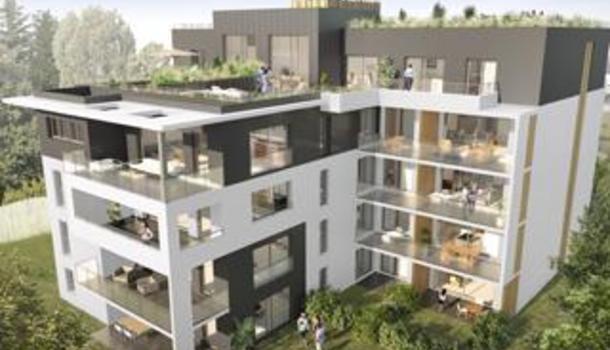 Appartement neuf 3 pièces 74 m²