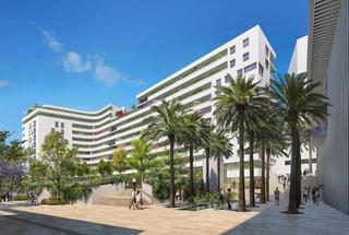 LA VOILE BLANCHE,                                                                                       Appartement neuf                                                                                      Toulon&nbsp-&nbsp                                                                                      83000