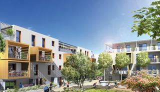 Frontignan Appartement neuf 3 pièces 62 m²