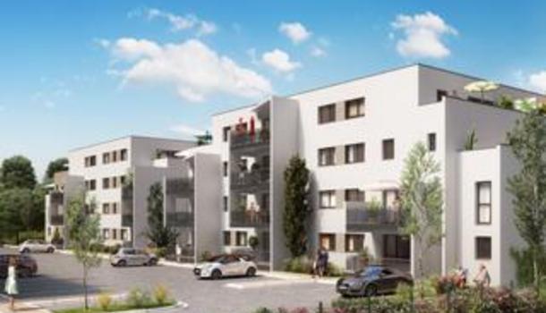Appartement neuf 3 pièces 60 m² Perpignan 66000