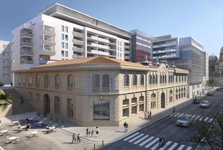La transat,                                                                                       Appartement neuf                                                                                      Marseille 2eme&nbsp-&nbsp