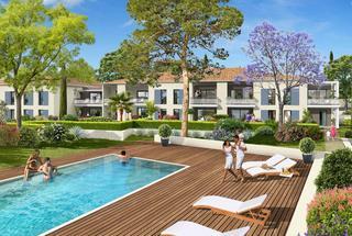 Le domaine de faveyrolles,                                                                                       Appartement neuf                                                                                      Ollioules&nbsp-&nbsp                                                                                      83190