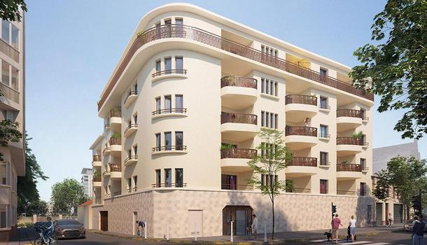 Appartement neuf 2 pièces 40 m²