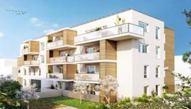 Appartement neuf 2 pièces 42 m²