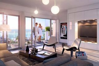 Beausoleil Appartement neuf 2 pièces 38 m²