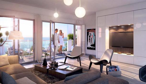 Appartement neuf 2 pièces 38 m²