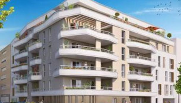 Appartement neuf 2 pièces 37 m²