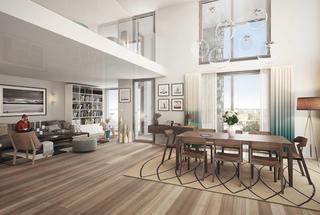 Montpellier Appartement neuf 4 pièces 102 m²